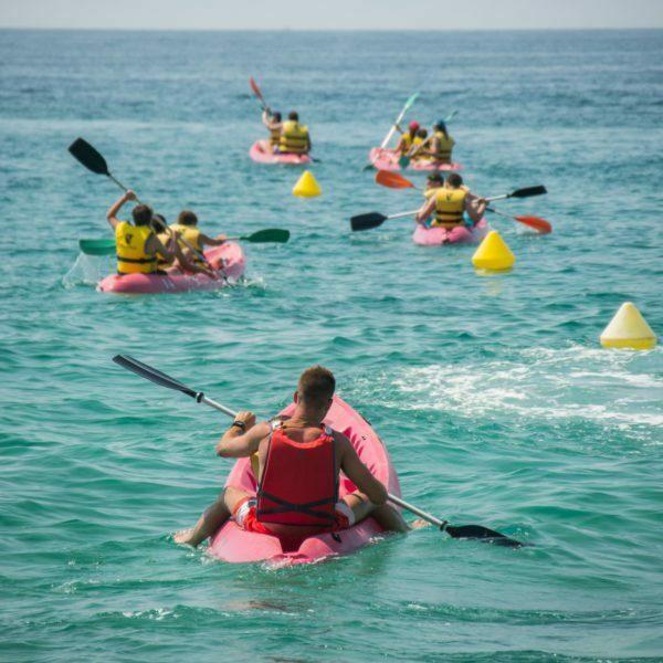 Kayaking 587