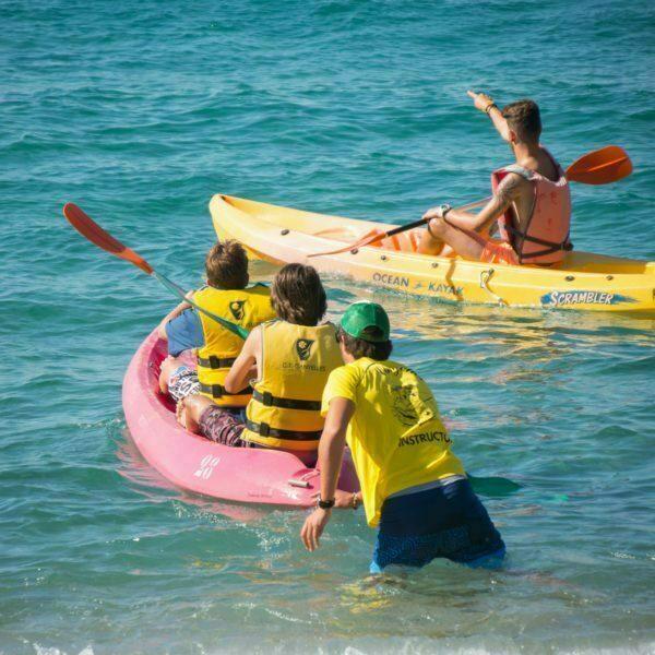 Kayaking 583
