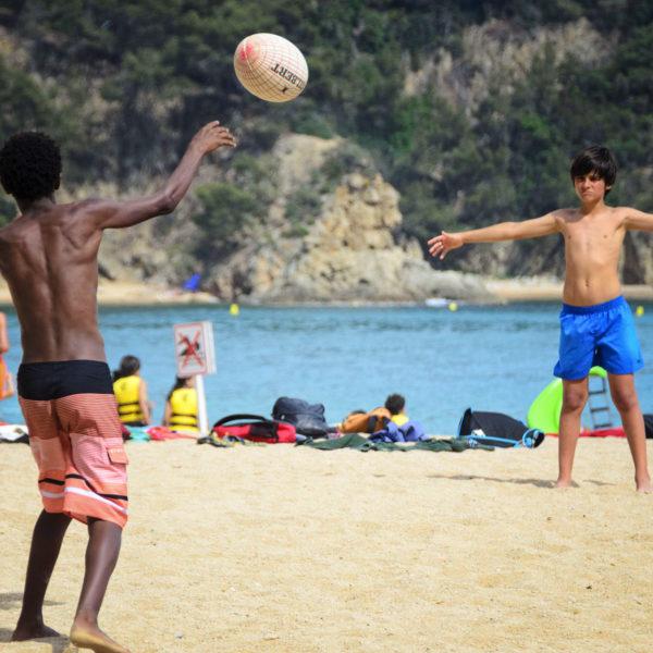 Beach games 593