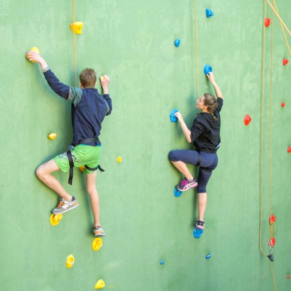 Climbing wall 516